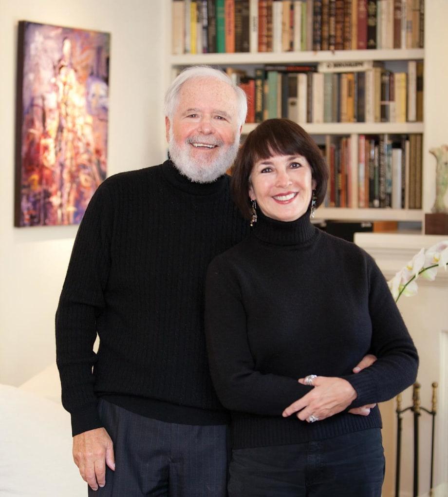 David and Colleen Leof