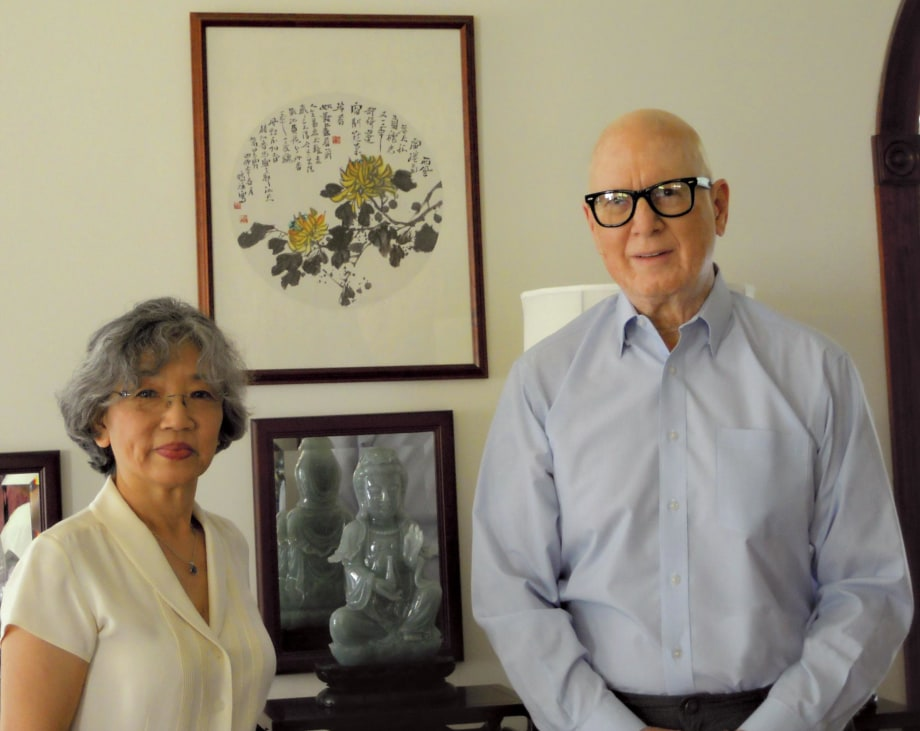 "Reynold Spector (right) and Michiko Spector have created a $1 million fund to support early-career researchers in neuroscience, expressing hope that the most valuable ideas in a vital discipline will come from ""bright young scientists."""