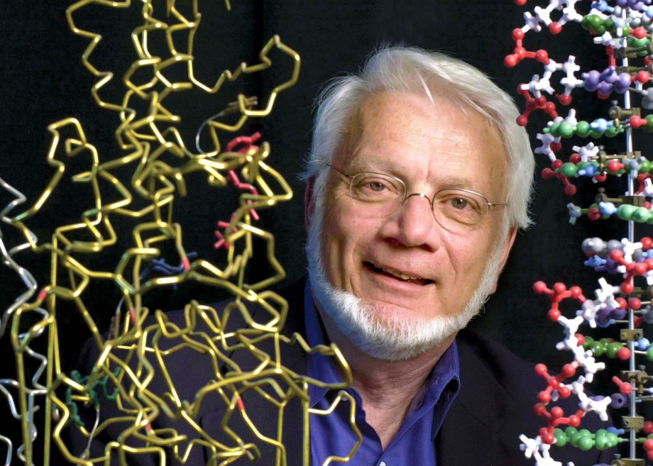 Structural biologist Thomas Steitz shared the 2009 Nobel Prize for Chemistry in October for elucidating the structure of the large subunit of the ribosome, which helps translate DNA information into the proteins that make life possible.