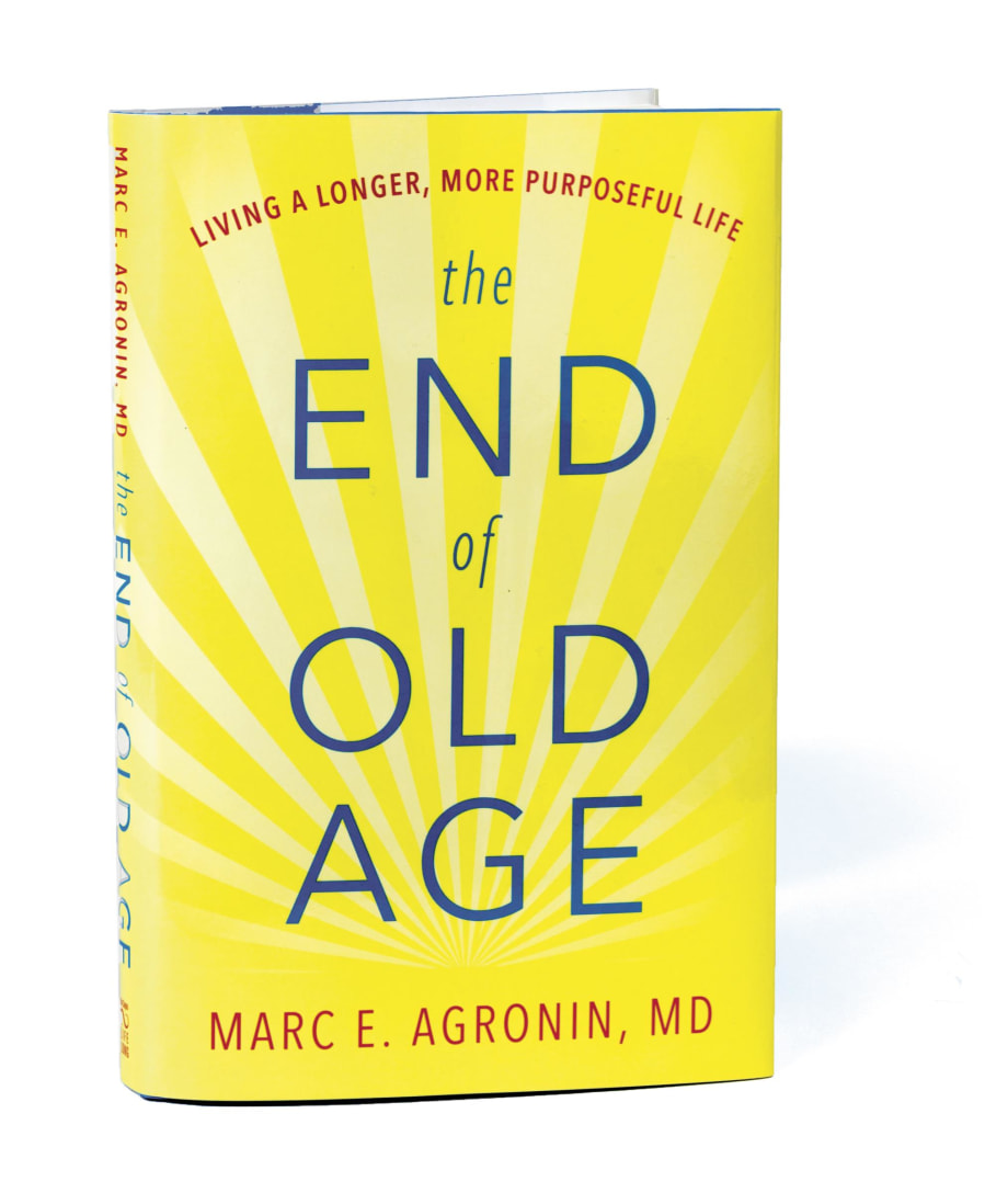 The End of Old Age book cover
