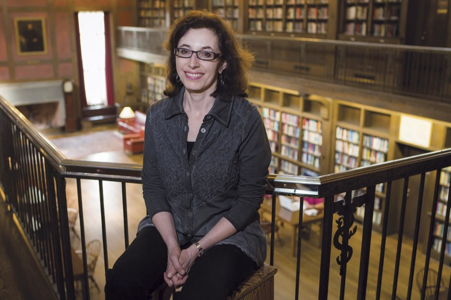 A novel about tuberculosis patients sparked Anna Reisman's interest in medicine. She now leads the Yale Program for the Humanities in Medicine.