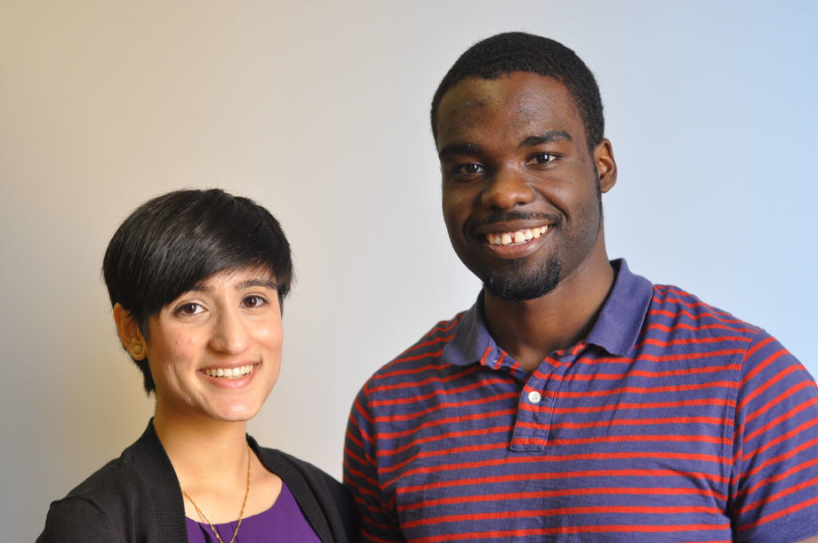 Tehreem Rehman and Robert Rock implemented a course to train students in the health professions to work with patients from different cultures.