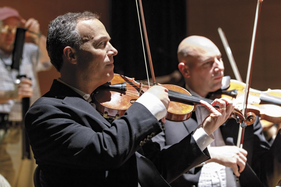 YMSO recruits musicians from the School of Medicine and the broader medical community in New Haven.