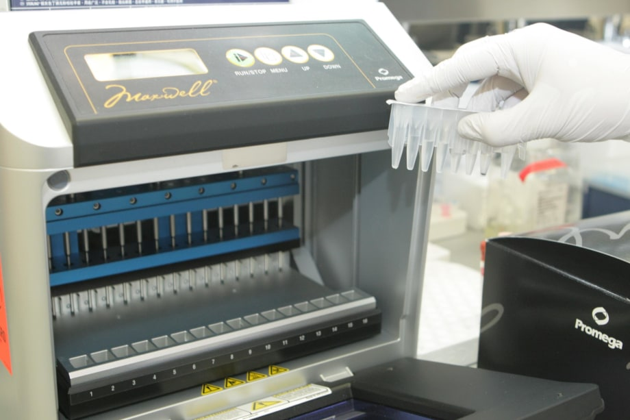 DNA Isolation Device