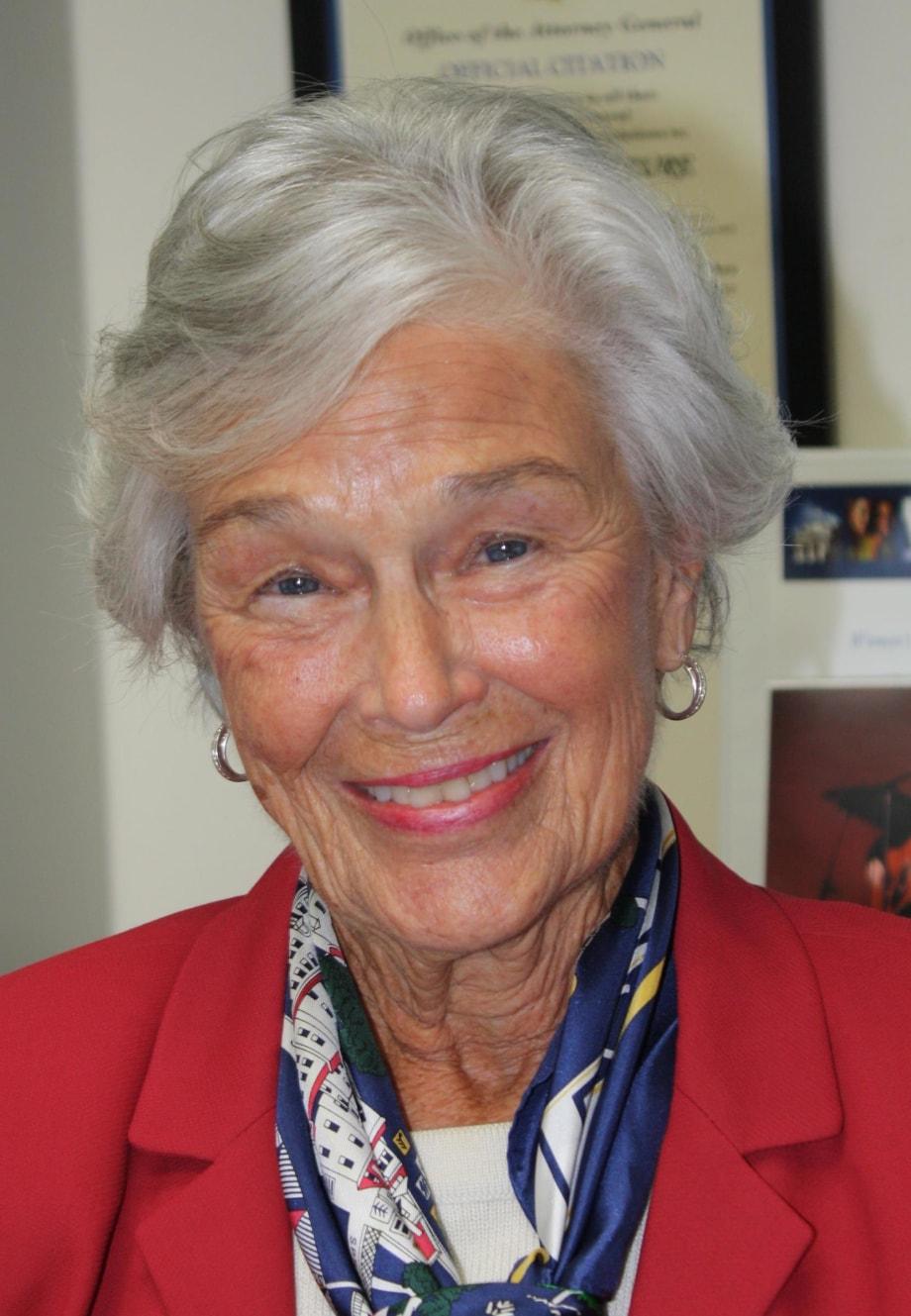 Rosemary Hudson, Legacy Society Founder