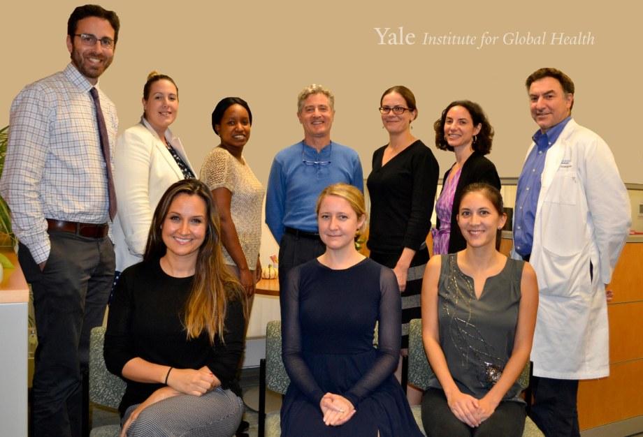 2018 Hecht Global Health Faculty Network Award