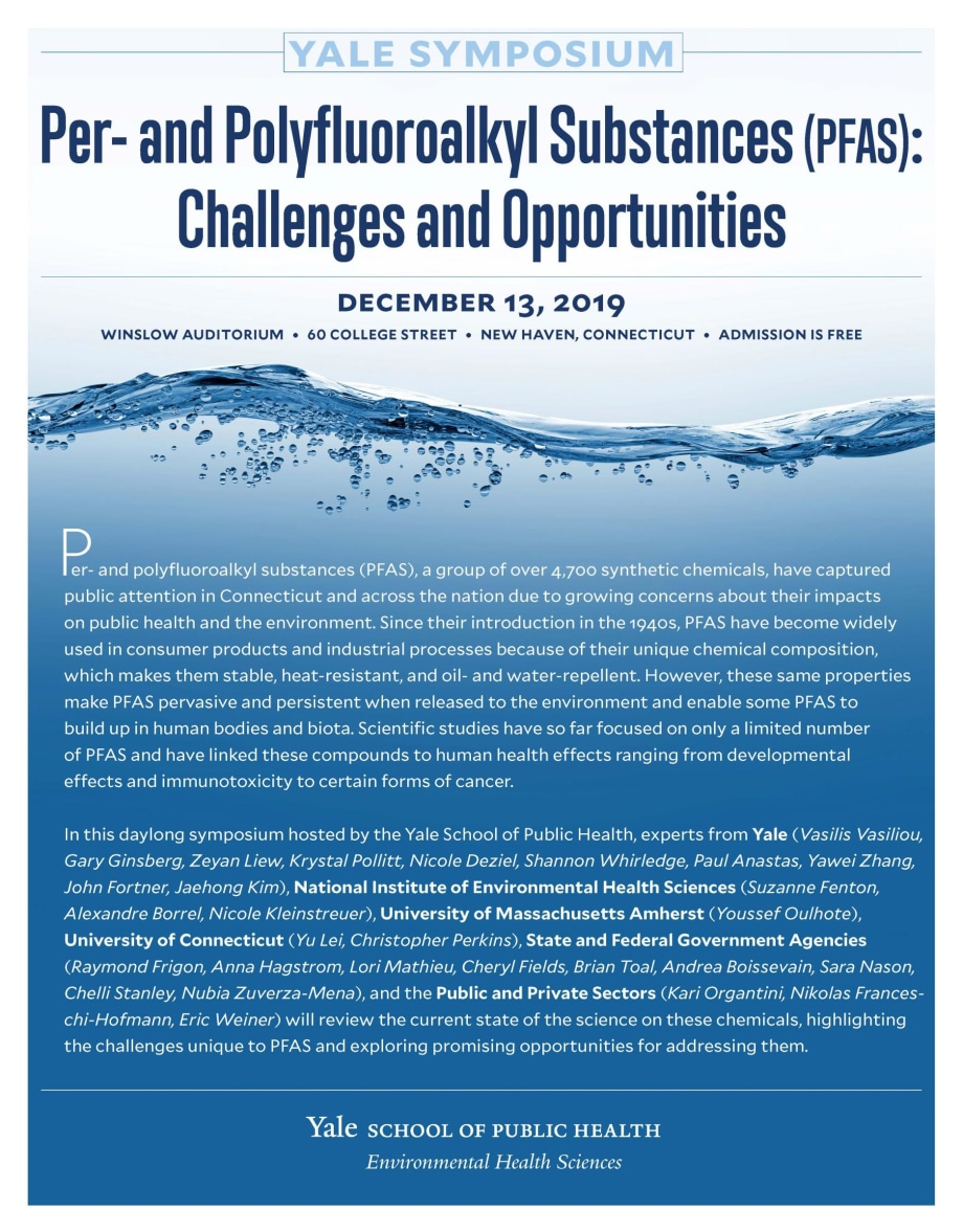 Cover - PFAS Symposium program and abstracts