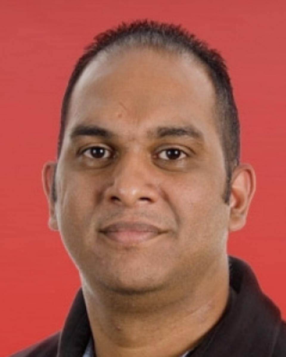 Vinodh Edward