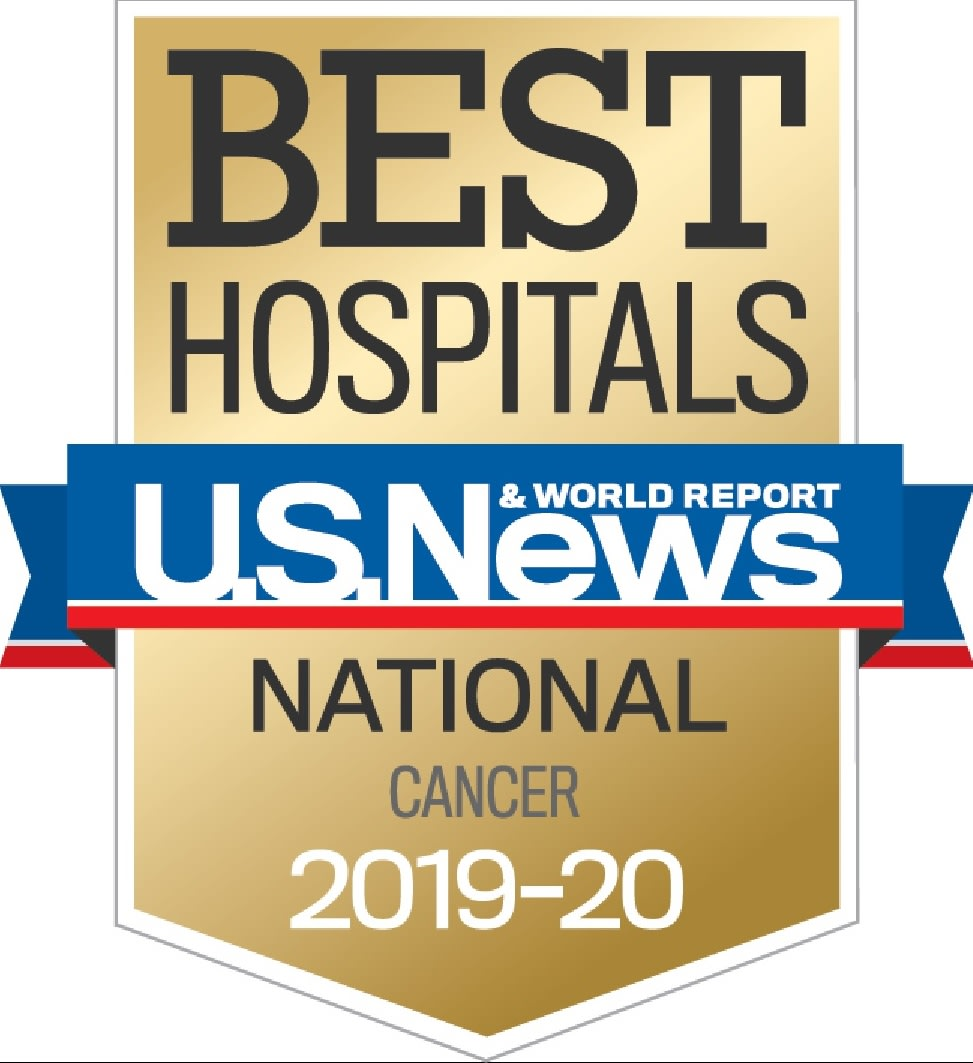 logo for US News best hospitals