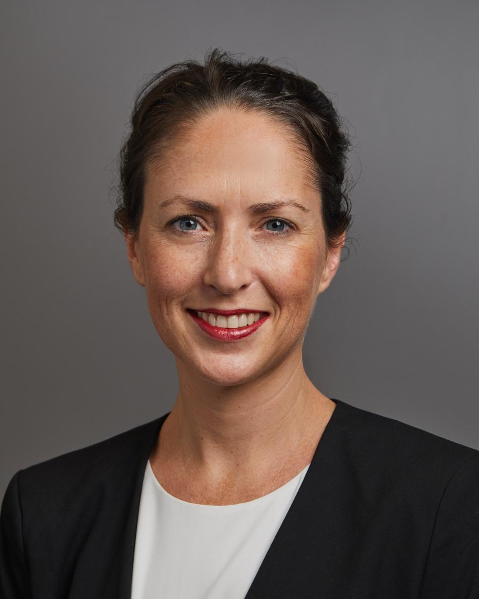 Caroline Hendry