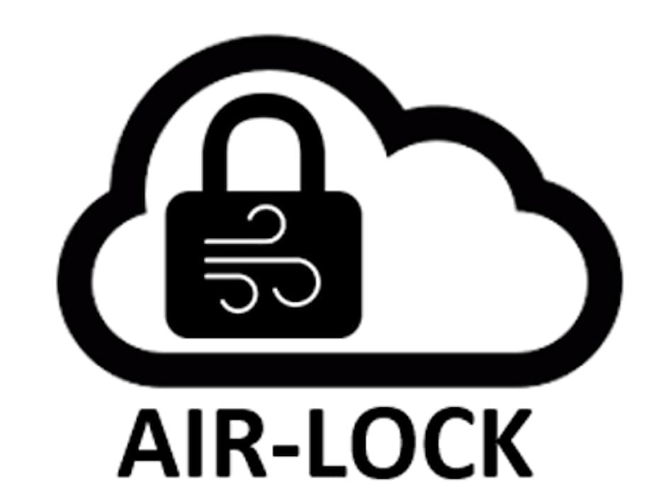 AIR-LOCK Logo