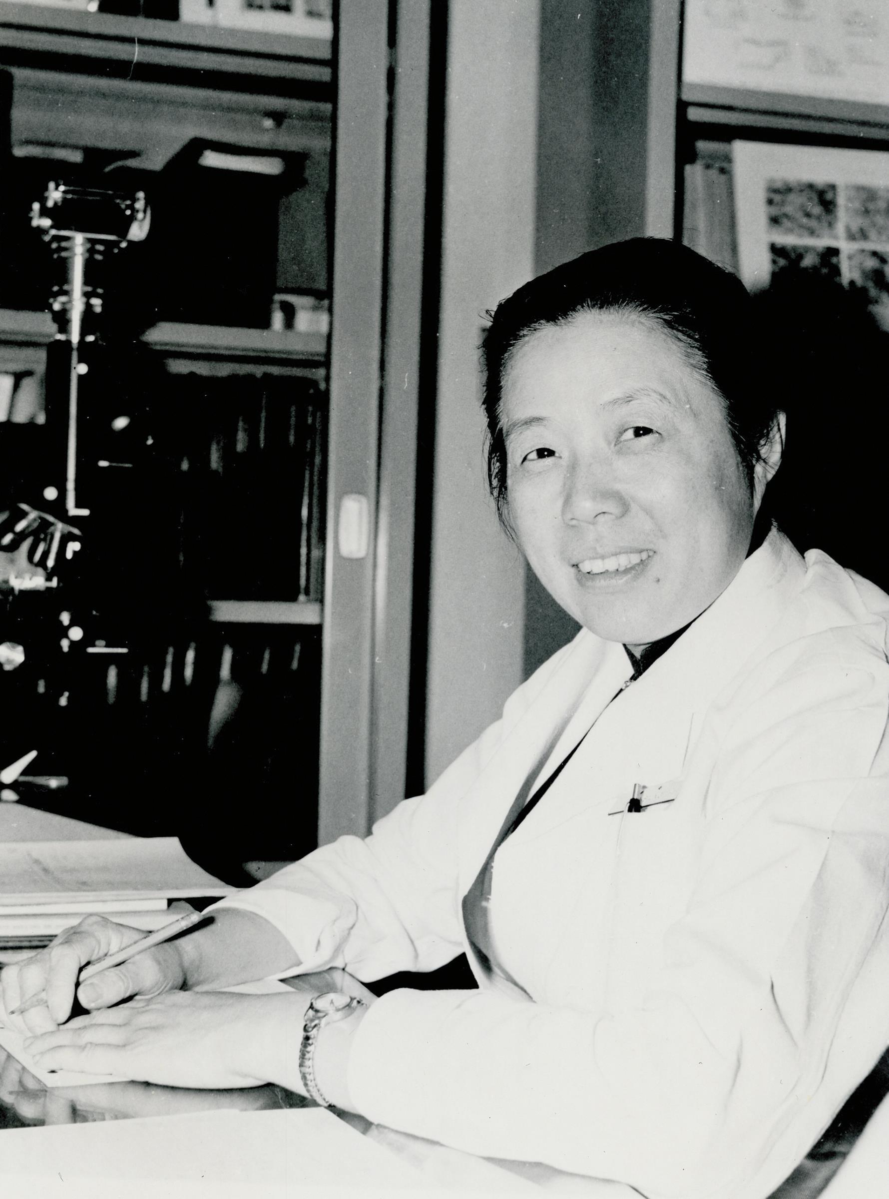 Edith Hsiung