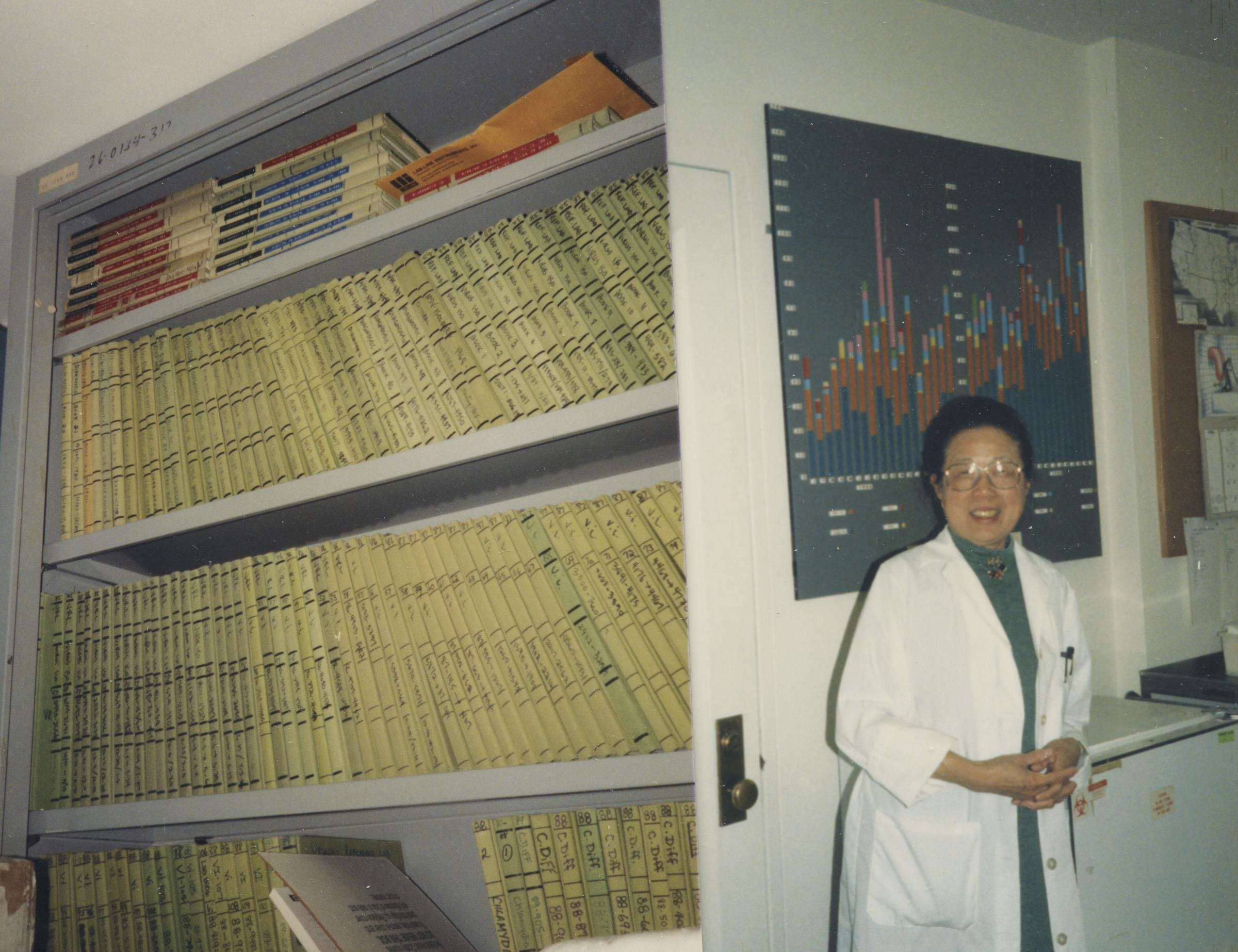 Leaving a lasting legacy at YSM and at the West Haven VA, Hsiung's research was translated into diagnostic tools for veterans