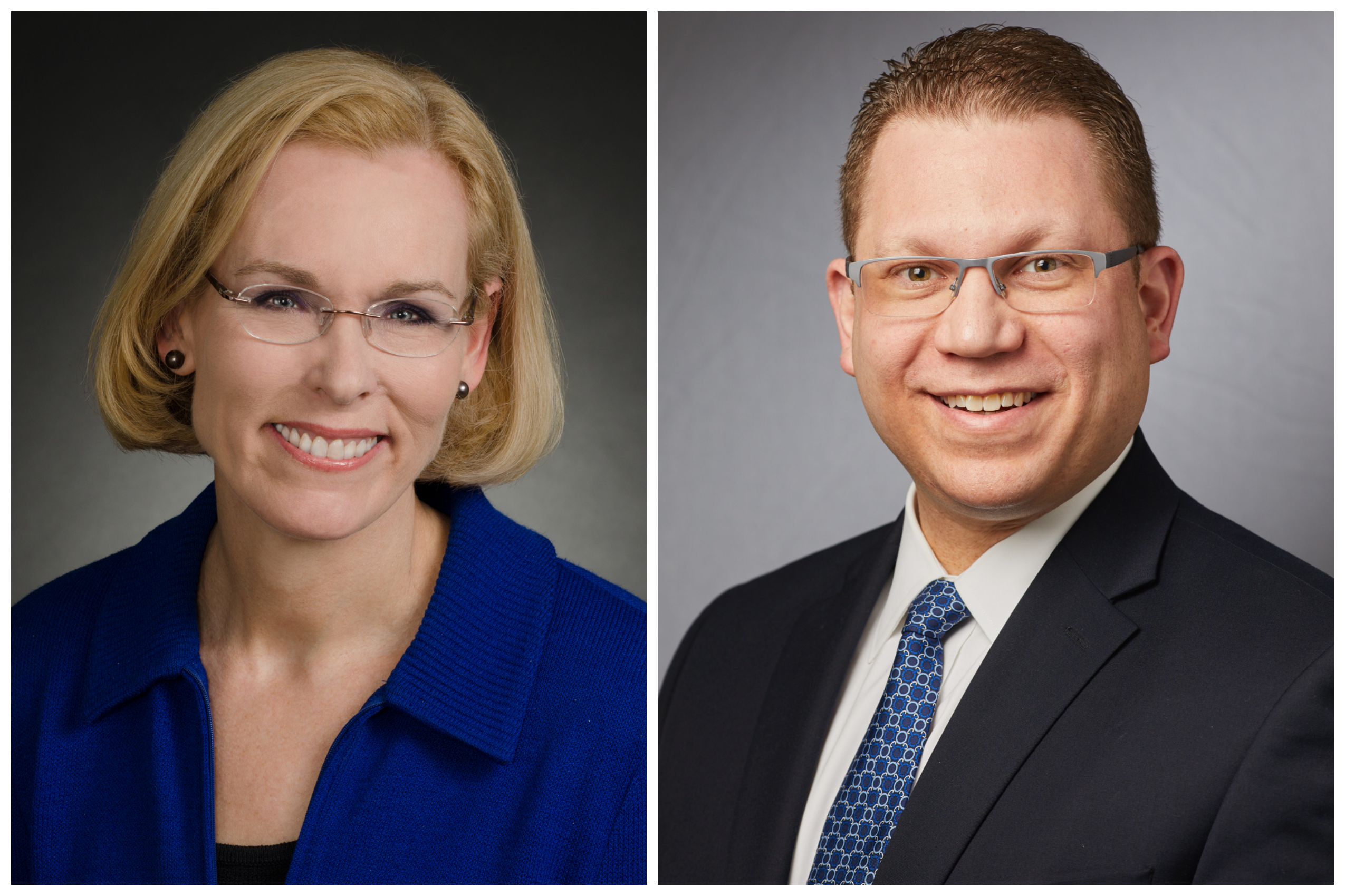 Dr. Mary O'Connor and Dr. Lee Rubin HHS Study
