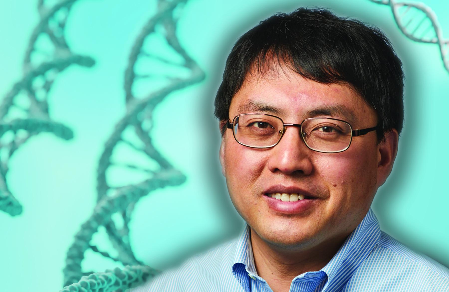 Hongyu Zhao, Ph.D.